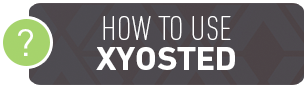 How To Use XYOSTED